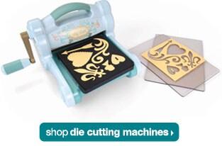 Shop Die Cutting Machines