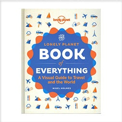 Speaking of going places, a fun travel book is the perfect way to help them see the great big world.