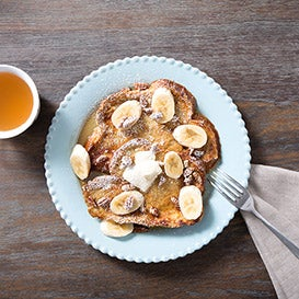 Bourbon Pecan French Toast
