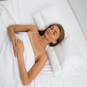 Are there pillows for different sleeping positions?