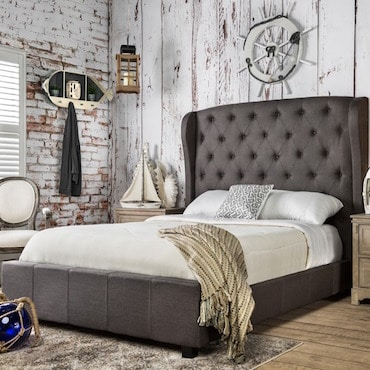 What platform bed sizes are available?