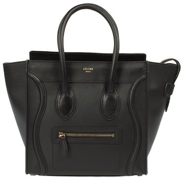 Black Designer Handbags