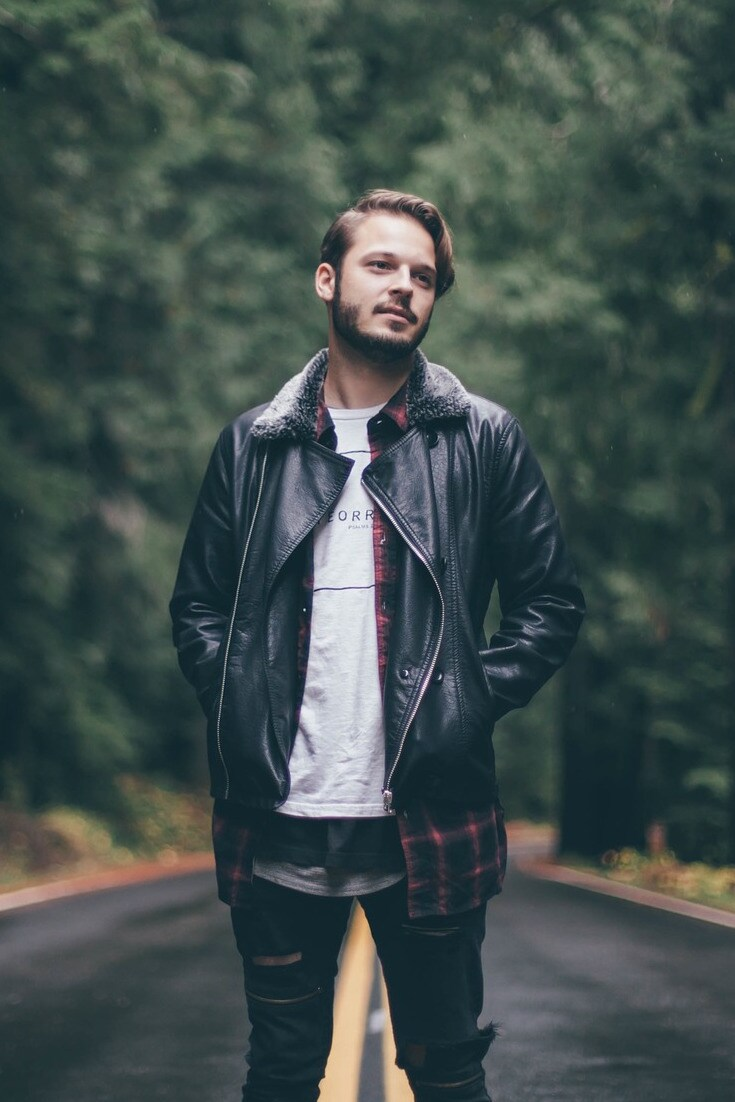 How to Choose a Men's Leather Jacket