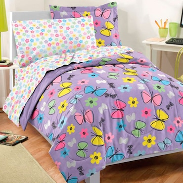 Butterly Kids' Comforter Sets