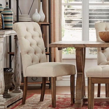Top 5 Cheap Dining Room Chair Styles Overstockcom