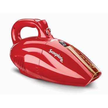 Red Hand Vacuum Cleaner