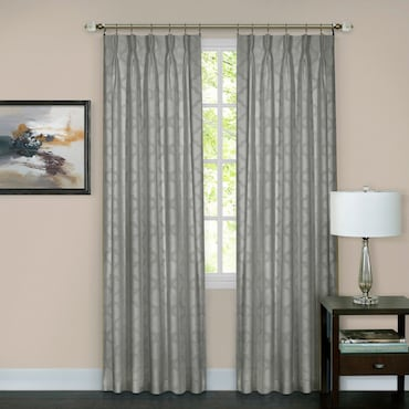 Gray Curtains