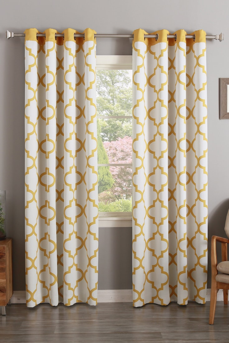How To Attach Round Rings On A Curtain Overstock Com