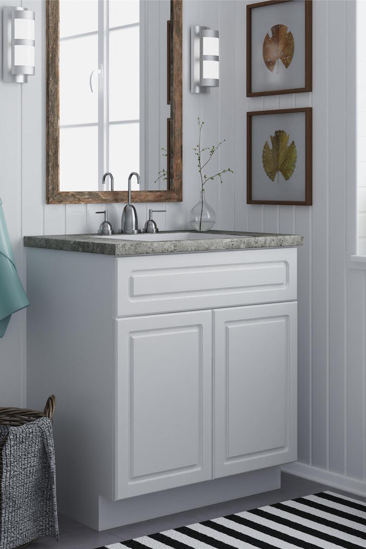 Latest Trends in Bathroom Vanities