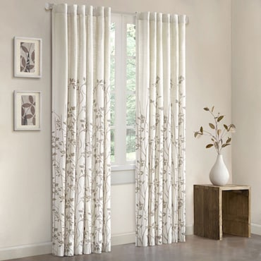 Tree Print Curtains