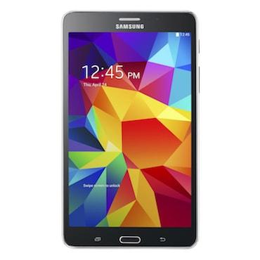 Black Samsung Tablet