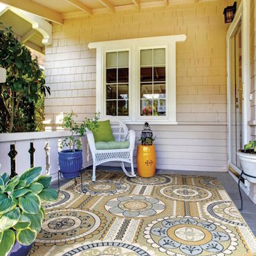 Large Outdoor Area Rug
