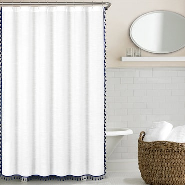 Shower Curtains cotton shower curtains : Shower Curtain Buying Guide | Overstock.com