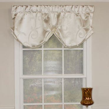6 best window valances for your living room - overstock