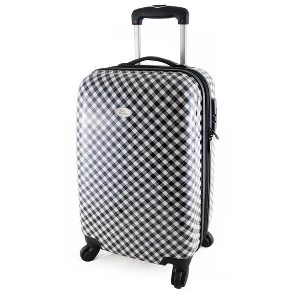 Black Hardside Carry-on Luggage