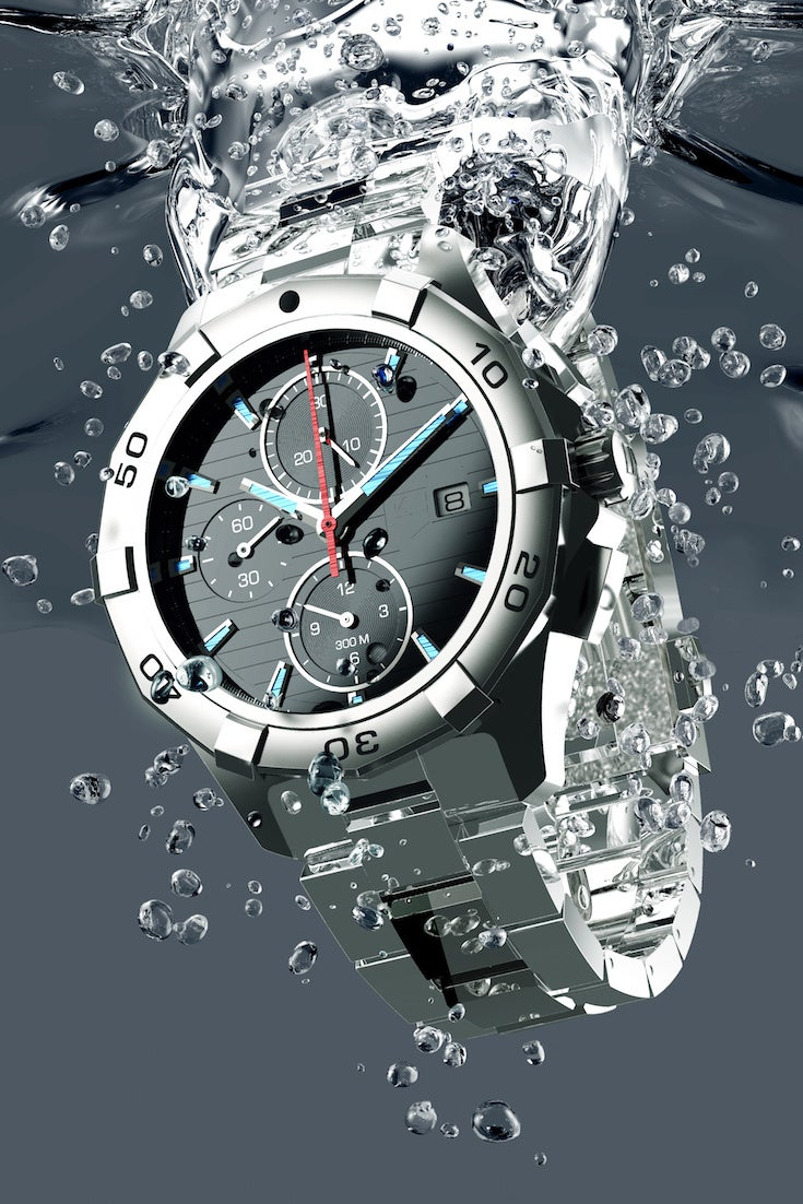 Water Resistant Watch Quick Facts
