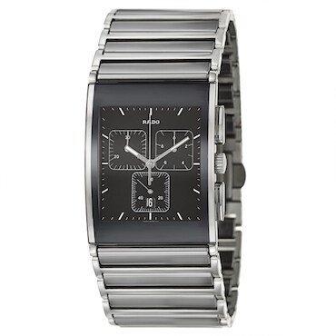 Silver Luxury Watch