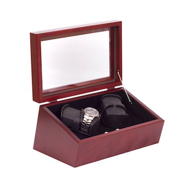 Battery-Operated Watch Winder