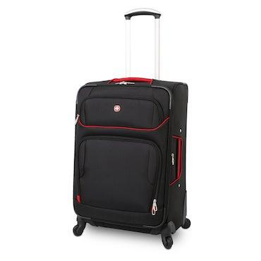 Black Wheeled Luggage