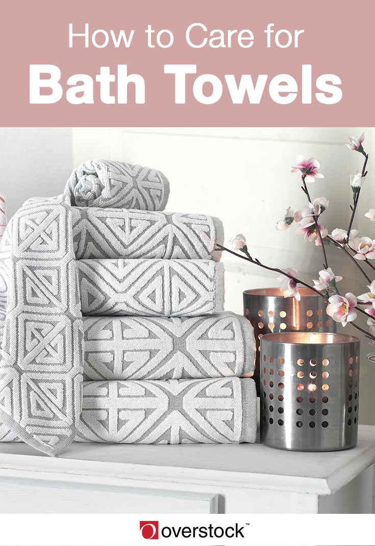 How to Care for Bath Towels