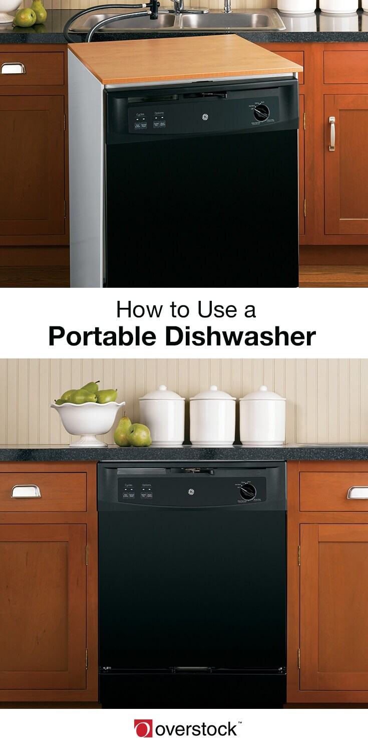 Countertop Dishwasher Mount : install a dishwasher under granite countertop solution how to install ...