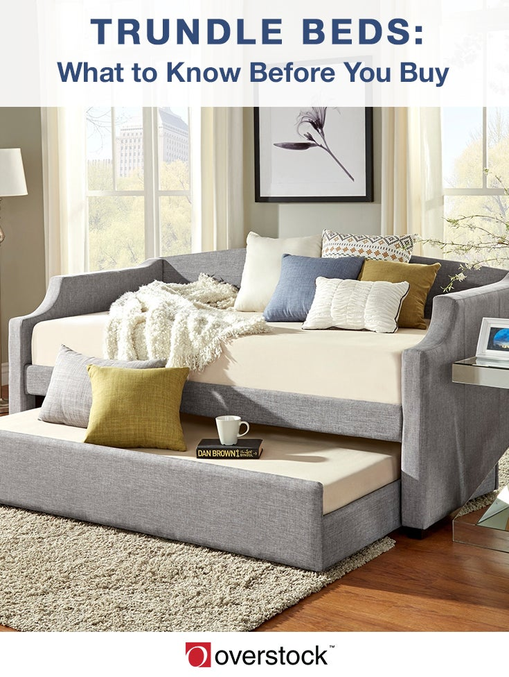 Trundle Beds: What to Know Before You Buy