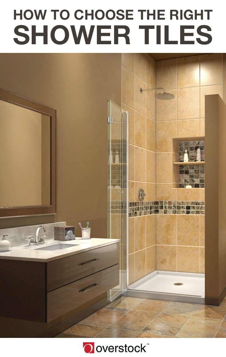 How To Pick The Perfect Tiles For Your Shower