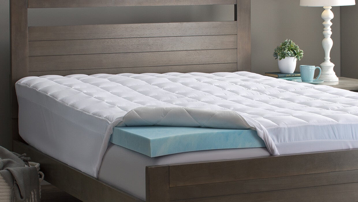 Memory Foam Mattress Toppers Picking The Perfect Thickness