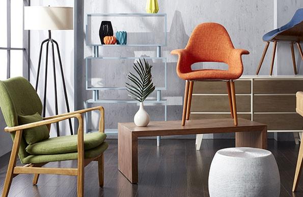 Unique and stylish furniture