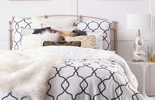 Shabby Chic styled bedroom