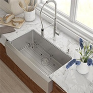 Select Kitchen Sinks & Faucets*