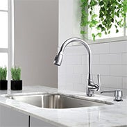 Select Kitchen Faucets*