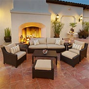 Select Patio Sofas, & Sectionals