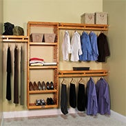 Select Closet Storage Systems