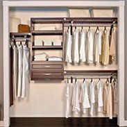 Select Closet Storage Solutions*