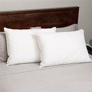 Select Pillows & Protectors*