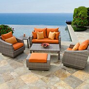 Select Outdoor Furniture and Accents