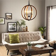 Select Lighting & Ceiling Fans