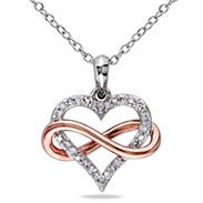 Select Diamond Necklaces*