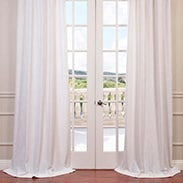 Select Curtains & Drapes*