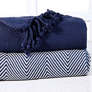 Select Throw Blankets*