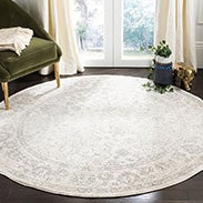 Select Round Rugs & More*