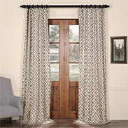 Select Curtains by Exclusive Fabrics*