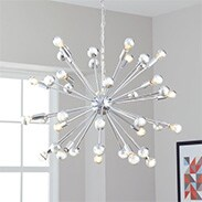 Select Ceiling Light Fixtures*