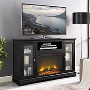 Select Indoor Fireplaces*