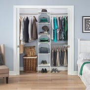 Select Closet Organizers by ClosetMaid