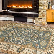 Select Hand Knotted Area Rugs