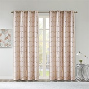 Select Curtains & Sheers*