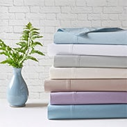 Select Sheets & Pillowcases*