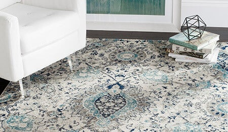 Up to 70% + Extra 20% off Area Rugs*